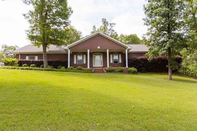 593 Cr 782, Jonesboro, AR 72401 (MLS #10086542) :: Halsey Thrasher Harpole Real Estate Group