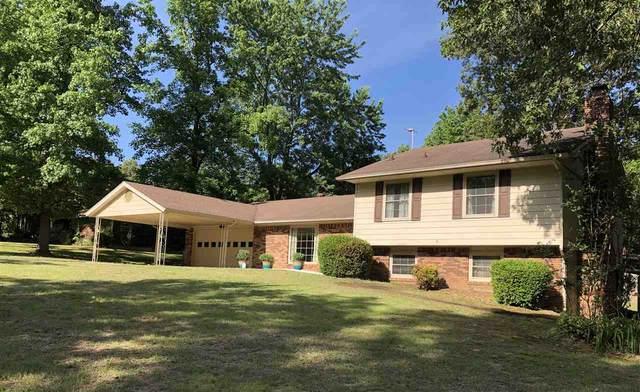 1606 Loberg Lane, Jonesboro, AR 72401 (MLS #10086905) :: Halsey Thrasher Harpole Real Estate Group
