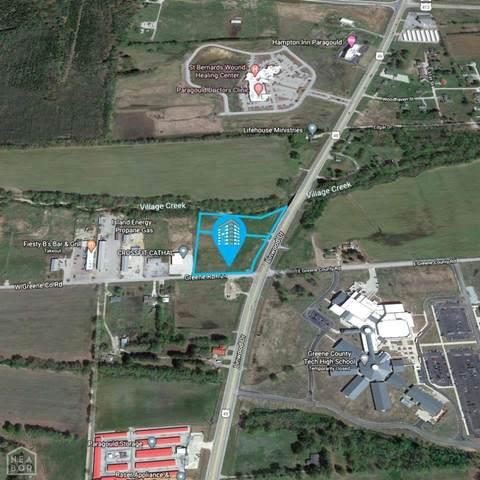 0-3.5 Acre Highway 49N, Paragould, AR 72450 (MLS #10087153) :: Halsey Thrasher Harpole Real Estate Group