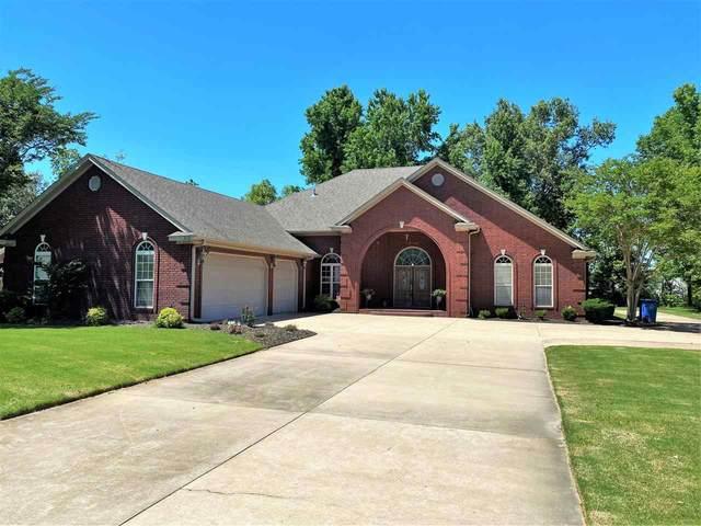 212 Dunwoody Drive, Jonesboro, AR 72404 (MLS #10087162) :: Halsey Thrasher Harpole Real Estate Group