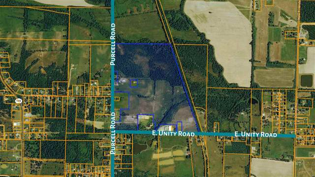 10 Acres Purcell And Unity, Paragould, AR 72450 (MLS #10087665) :: Halsey Thrasher Harpole Real Estate Group