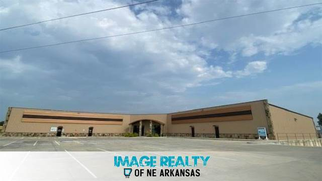 3501 Carriage Hill Drive, Paragould, AR 72450 (MLS #10087848) :: Halsey Thrasher Harpole Real Estate Group