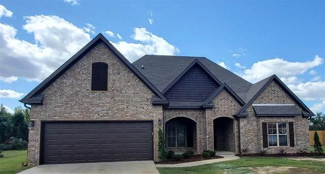 721 Smithfield, Jonesboro, AR 72405 (MLS #10088351) :: Halsey Thrasher Harpole Real Estate Group