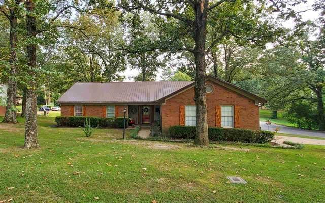 3801 Sunset Dr, Jonesboro, AR 72401 (MLS #10088784) :: Halsey Thrasher Harpole Real Estate Group