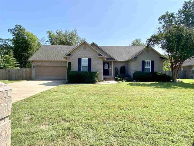 3808 Charleston, Jonesboro, AR 72404 (MLS #10088811) :: Halsey Thrasher Harpole Real Estate Group