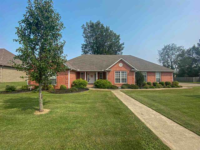 611 S 37th Street, Paragould, AR 72450 (MLS #10088876) :: Halsey Thrasher Harpole Real Estate Group