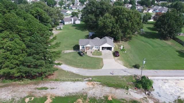 2024 Greenway, Jonesboro, AR 72405 (MLS #10088877) :: Halsey Thrasher Harpole Real Estate Group