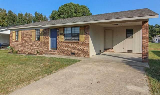 5721 Walcott, Paragould, AR 72450 (MLS #10089181) :: Halsey Thrasher Harpole Real Estate Group