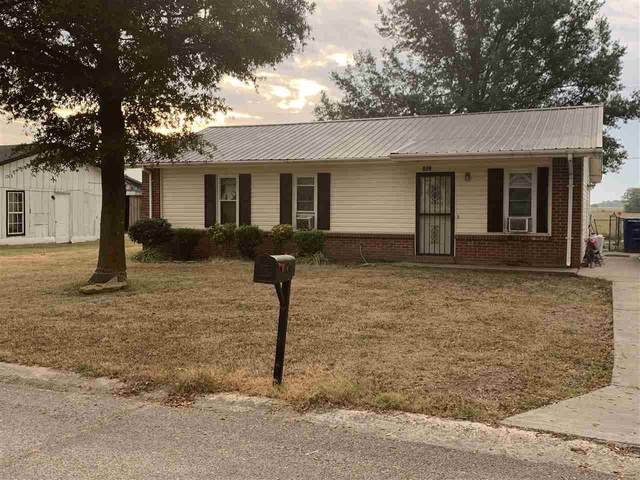 207 12 Th Street, Marked Tree, AR 72365 (MLS #10089220) :: Halsey Thrasher Harpole Real Estate Group
