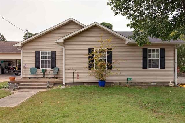643 W Nettleton, Jonesboro, AR 72401 (MLS #10089225) :: Halsey Thrasher Harpole Real Estate Group