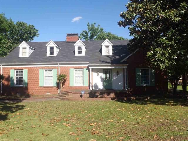320 Lakeside Lane, Newport, AR 72112 (MLS #10089429) :: Halsey Thrasher Harpole Real Estate Group