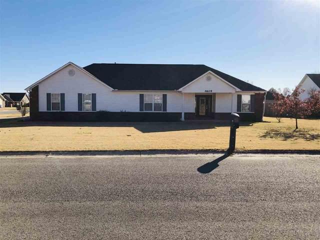 4609 Gregory Cove, Jonesboro, AR 72405 (MLS #10089512) :: Halsey Thrasher Harpole Real Estate Group