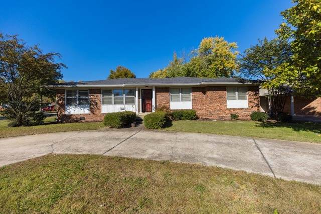 926 Locust, Jonesboro, AR 72401 (MLS #10089561) :: Halsey Thrasher Harpole Real Estate Group
