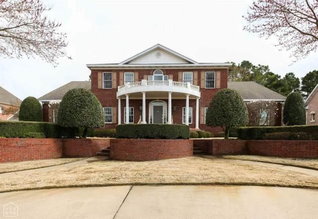 3705 Sawgrass, Jonesboro, AR 72404 (MLS #10089670) :: Halsey Thrasher Harpole Real Estate Group