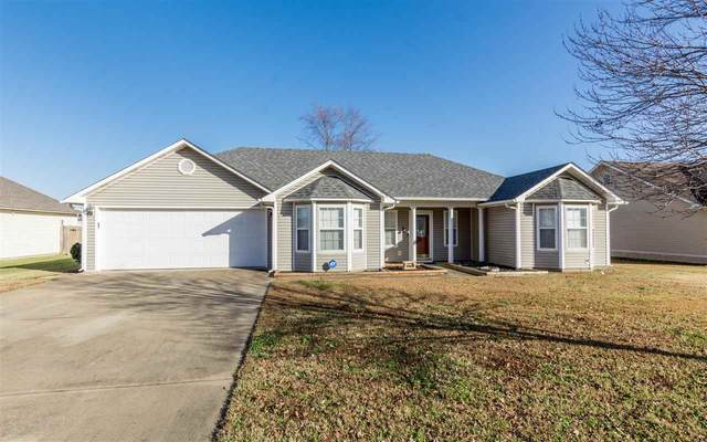 4718 Lonoke Lane, Jonesboro, AR 72404 (MLS #10089708) :: Halsey Thrasher Harpole Real Estate Group