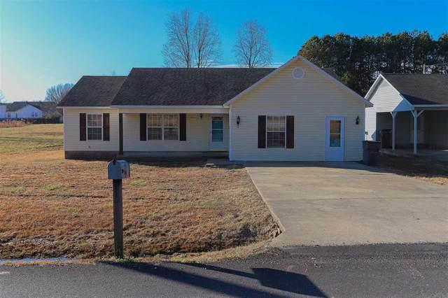 1812 Reynolds Road, Paragould, AR 72450 (MLS #10090368) :: Halsey Thrasher Harpole Real Estate Group