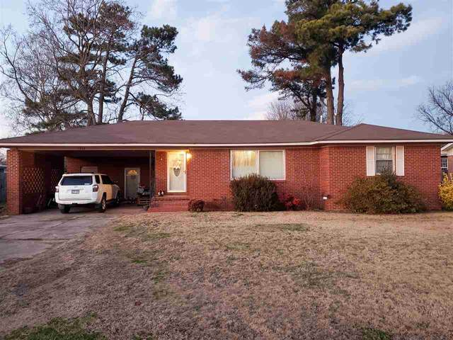1212 Lavette St., Trumann, AR 72472 (MLS #10090447) :: Halsey Thrasher Harpole Real Estate Group