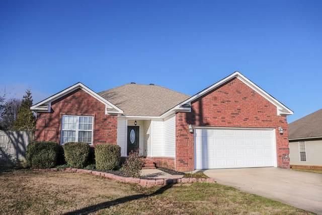 4100 Aggie, Jonesboro, AR 72401 (MLS #10090491) :: Halsey Thrasher Harpole Real Estate Group
