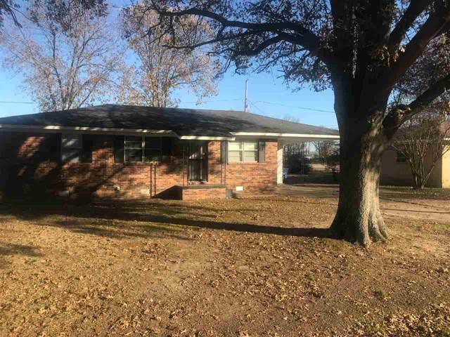 209 Sneed St, Marked Tree, AR 72365 (MLS #10090611) :: Halsey Thrasher Harpole Real Estate Group