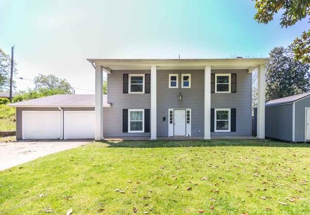517 E College, Jonesboro, AR 72401 (MLS #10090695) :: Halsey Thrasher Harpole Real Estate Group