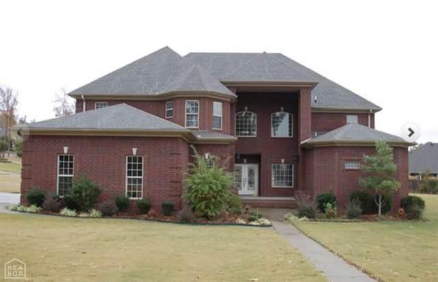 217 Huntcliff, Jonesboro, AR 72401 (MLS #10091005) :: Halsey Thrasher Harpole Real Estate Group