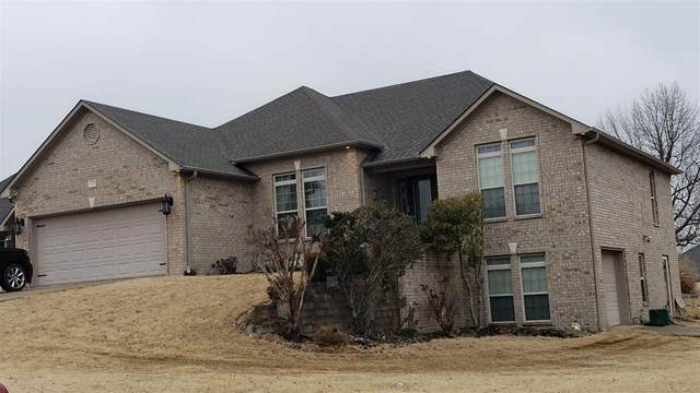4708 Winged Foot, Jonesboro, AR 72405 (MLS #10091116) :: Halsey Thrasher Harpole Real Estate Group