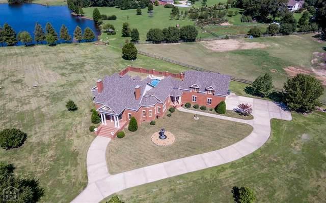 250 Cr 7593, Jonesboro, AR 72405 (MLS #10091238) :: Halsey Thrasher Harpole Real Estate Group