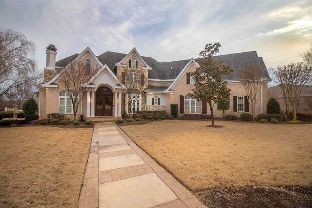 3709 Riviera, Jonesboro, AR 72404 (MLS #10091537) :: Halsey Thrasher Harpole Real Estate Group