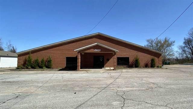 2000 E Matthews, Jonesboro, AR 72401 (MLS #10091754) :: Halsey Thrasher Harpole Real Estate Group
