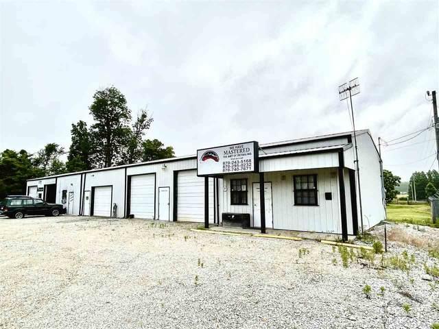 9122 Hwy 49 N, Brookland, AR 72417 (MLS #10092069) :: Halsey Thrasher Harpole Real Estate Group