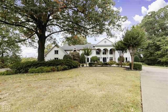 2400 Ridgepointe Drive, Jonesboro, AR 72404 (MLS #10092153) :: Halsey Thrasher Harpole Real Estate Group