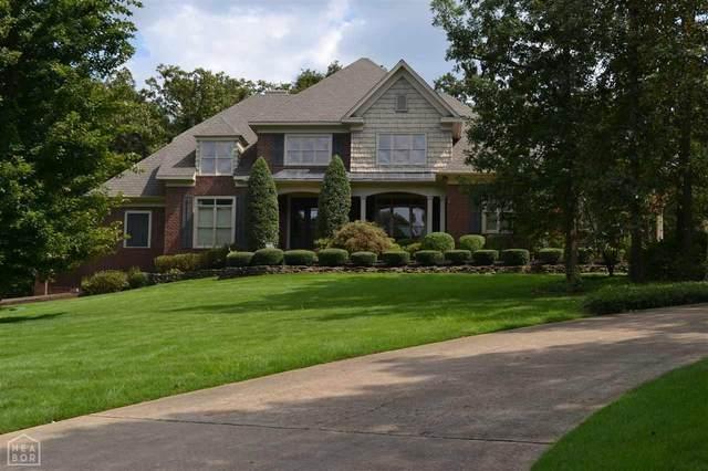 2701 Woodstock, Jonesboro, AR 72404 (MLS #10092399) :: Halsey Thrasher Harpole Real Estate Group