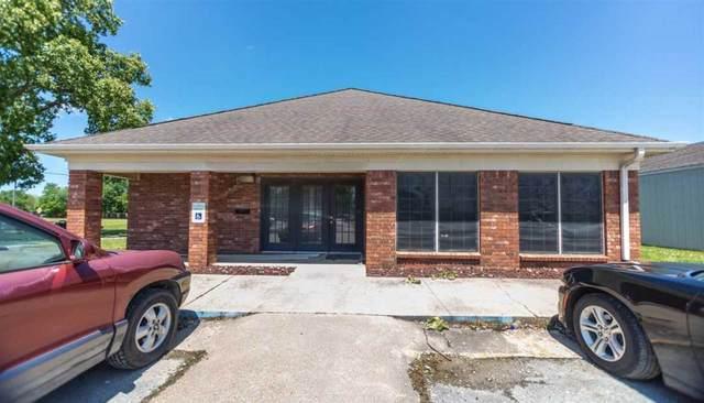 505 SE Lindsey, Hoxie, AR 72433 (MLS #10092636) :: Halsey Thrasher Harpole Real Estate Group