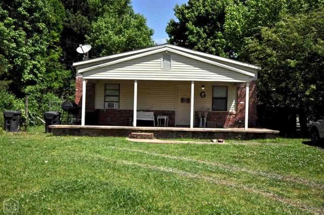 404 Easy Street, Jonesboro, AR 72401 (MLS #10092769) :: Halsey Thrasher Harpole Real Estate Group