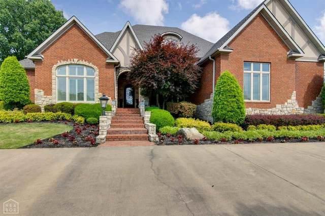 3313 Lacoste Drive, Jonesboro, AR 72404 (MLS #10092787) :: Halsey Thrasher Harpole Real Estate Group