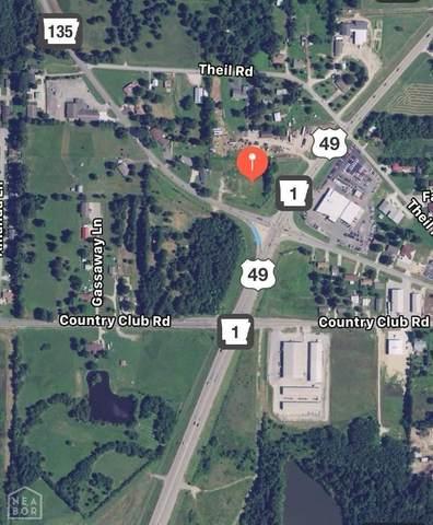 0 1.81 Acres On Nw Corner 49N/Hw, Paragould, AR 72450 (MLS #10093078) :: Halsey Thrasher Harpole Real Estate Group