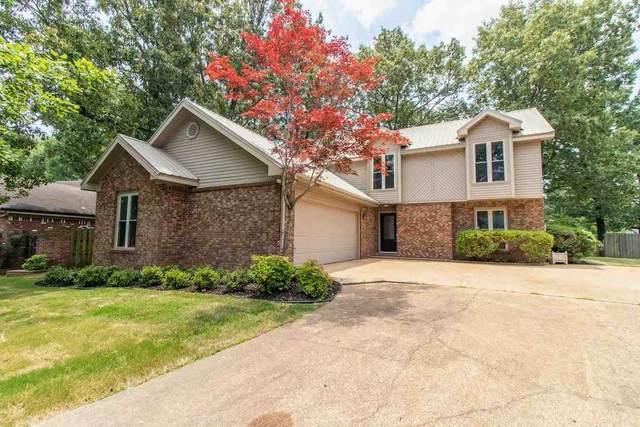 603 Oak Hollow Lane, Jonesboro, AR 72401 (MLS #10093146) :: Halsey Thrasher Harpole Real Estate Group