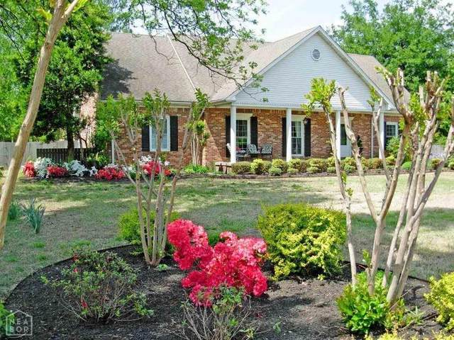 1515 N North 6th Street, Blytheville, AR 72315 (MLS #10093266) :: Halsey Thrasher Harpole Real Estate Group