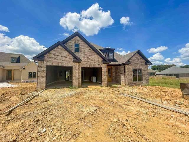 943 Sandra, Jonesboro, AR 72405 (MLS #10093606) :: Halsey Thrasher Harpole Real Estate Group