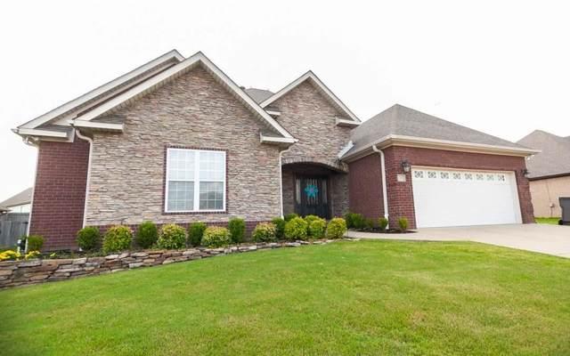 2409 Granite Pointe, Jonesboro, AR 72404 (MLS #10093712) :: Halsey Thrasher Harpole Real Estate Group