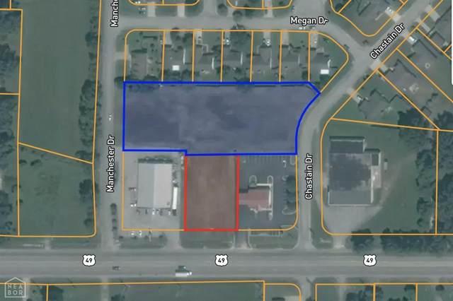 0-2.22 Acr Hwy 49, Jonesboro, AR 72401 (MLS #10093714) :: Halsey Thrasher Harpole Real Estate Group