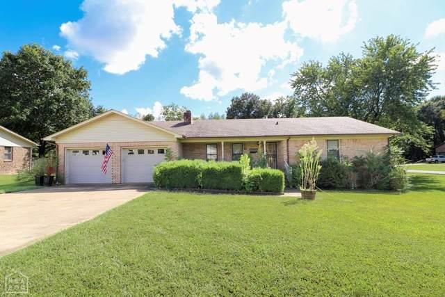5103 Reno, Jonesboro, AR 72405 (MLS #10095064) :: Halsey Thrasher Harpole Real Estate Group