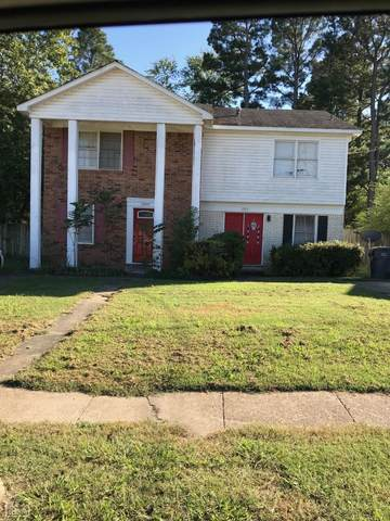 1909 W Nettleton Avenue, Jonesboro, AR 72401 (MLS #10095842) :: Halsey Thrasher Harpole Real Estate Group