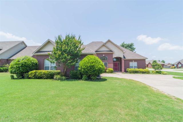 4101 Charleston Dr., Jonesboro, AR 72404 (MLS #10074264) :: REMAX Real Estate Centre