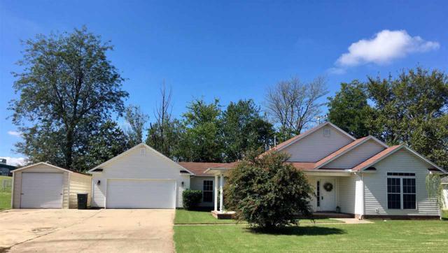 107 Janis Dr, Brookland, AR 72417 (MLS #10077034) :: Halsey Thrasher Harpole Real Estate Group