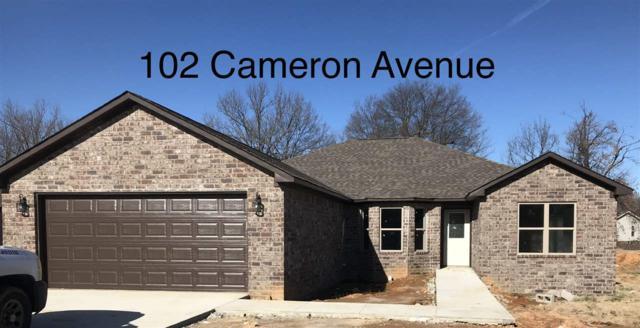 102 Cameron, Brookland, AR 72417 (MLS #10077700) :: Halsey Thrasher Harpole Real Estate Group