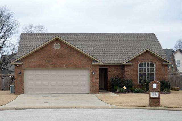 4525 Peter Trail, Jonesboro, AR 72401 (MLS #10077776) :: Halsey Thrasher Harpole Real Estate Group