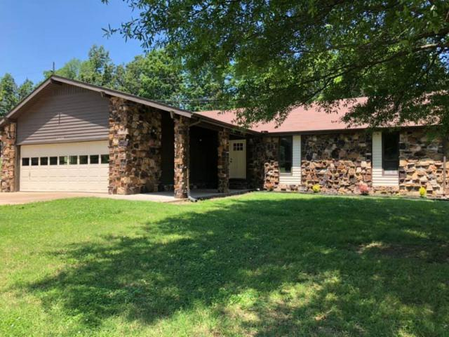 1605 Clover, Paragould, AR 72450 (MLS #10079193) :: Halsey Thrasher Harpole Real Estate Group