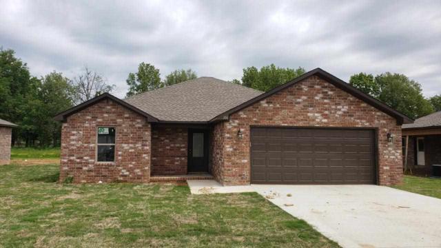 106 Cameron, Brookland, AR 72417 (MLS #10080505) :: Halsey Thrasher Harpole Real Estate Group