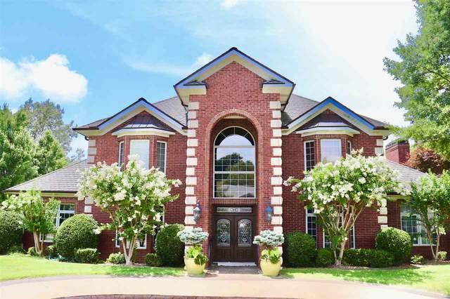 2815 Tower Park, Jonesboro, AR 72404 (MLS #10083440) :: Halsey Thrasher Harpole Real Estate Group